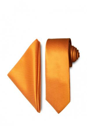 Комплект Stefano Danotelli. Цвет: оранжевый