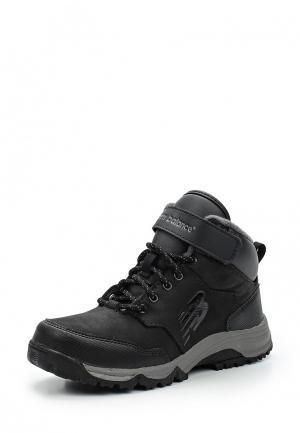 Ботинки New Balance. Цвет: черный