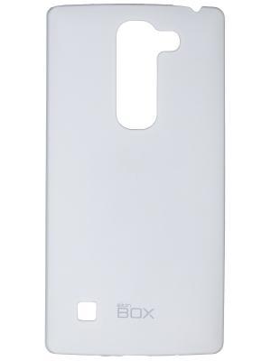 Клип-кейс для LG Spirit skinBOX. Цвет: белый
