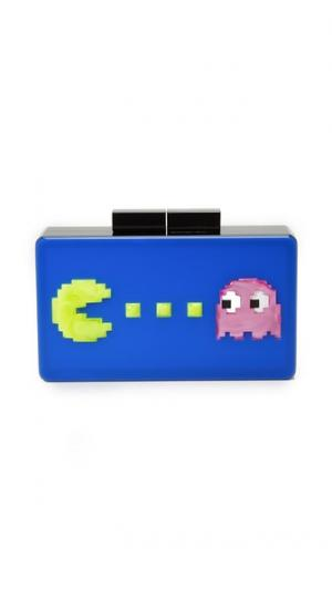 Клатч 3D Pacman Urania Gazelli