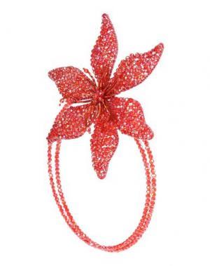 Ожерелье WEILL. Цвет: красный