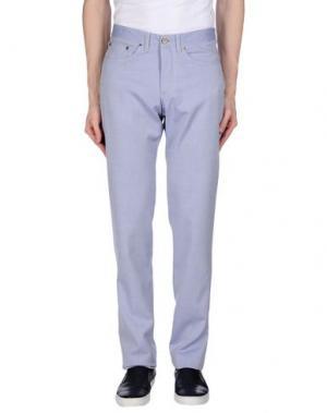 Повседневные брюки GERMANO. Цвет: синий