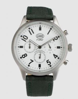 Наручные часы GB8. Цвет: темно-зеленый