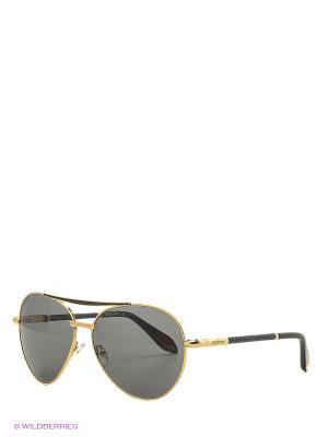 Солнцезащитные очки BLD 1617 101 Baldinini. Цвет: золотистый, черный