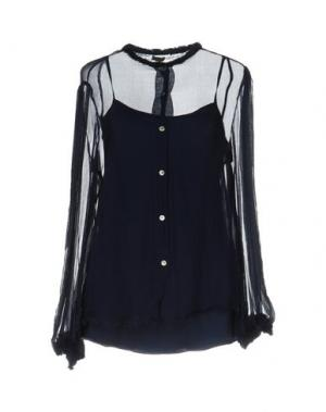 Pубашка JUPE by JACKIE. Цвет: темно-синий