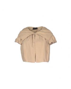 Пиджак CRISTIANO BURANI. Цвет: бежевый