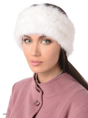 Повязка на голову Ваша Шляпка. Цвет: белый