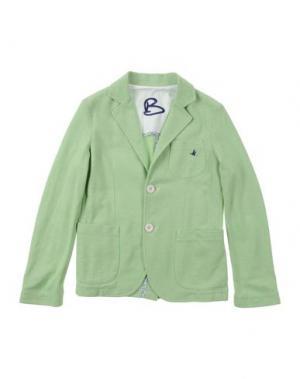 Пиджак BROOKSFIELD. Цвет: светло-зеленый