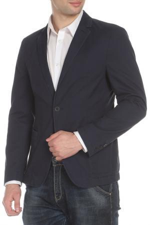 Пиджак Strellson. Цвет: темно-синий