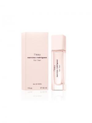 L Eau edt lady 30 ml Narciso Rodrigues. Цвет: розовый