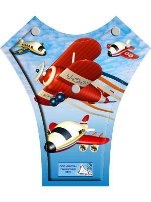Детское удерживающее устройство Самолетики Властелин дорог. Цвет: голубой