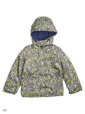 Куртка для мальчика Rusland. Цвет: салатовый