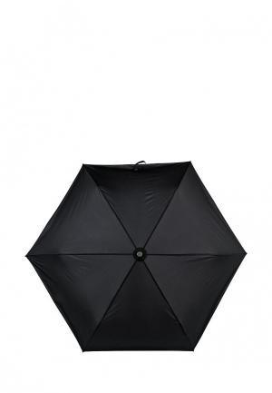 Зонт складной United Colors of Benetton. Цвет: черный