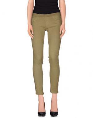 Джинсовые брюки MACCHIA J. Цвет: зеленый