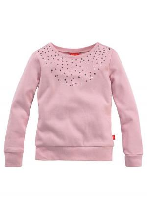 Кофточка KIDOKI. Цвет: розовый