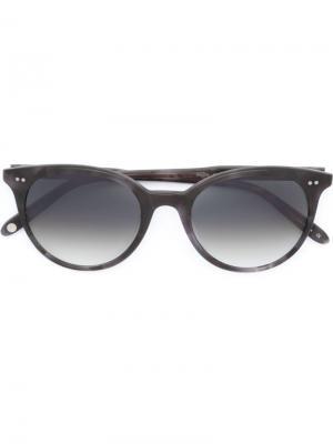 Солнцезащитные очки Dillon Garrett Leight. Цвет: чёрный