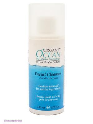 Organic Ocean, Гель для умывания лица, 150мл Ocean. Цвет: белый