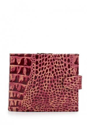 Кошелек Franchesco Mariscotti. Цвет: розовый