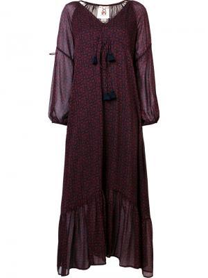 Платье Nicolette Figue. Цвет: красный