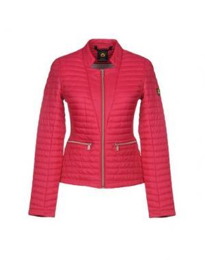 Куртка CIESSE PIUMINI. Цвет: пурпурный
