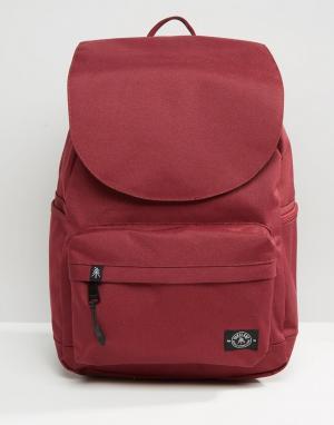 Parkland Красный рюкзак объемом 25 л. Цвет: красный