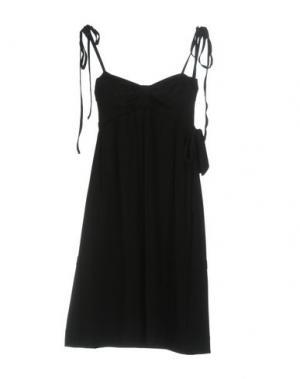 Короткое платье JEI O'. Цвет: черный