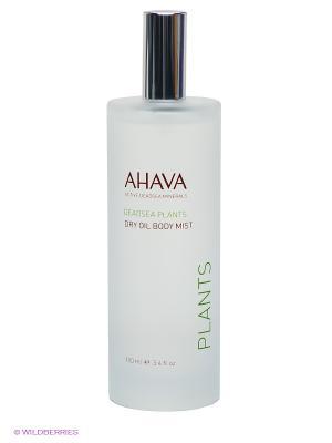 Deadsea Plants Сухое масло для тела мандарин и кедр, 100 мл AHAVA. Цвет: прозрачный