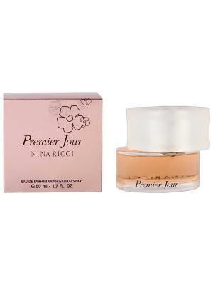 Парфюмерная вода Premier Jour, 50 мл NINA RICCI. Цвет: бежевый, розовый
