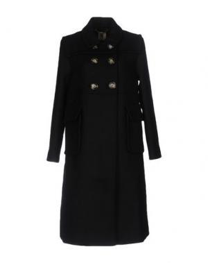 Пальто ORLA KIELY. Цвет: черный