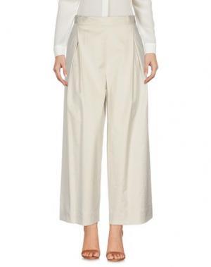 Повседневные брюки ANNIE P.. Цвет: бежевый