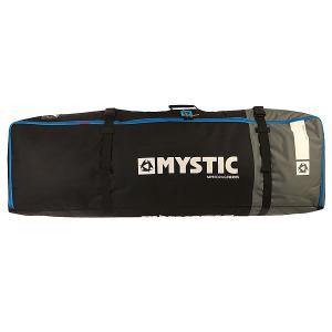 Чехол для вейкборда  Matrix Boardbag Black Mystic. Цвет: черный,серый