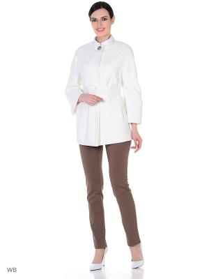 Пальто Lea Vinci. Цвет: белый