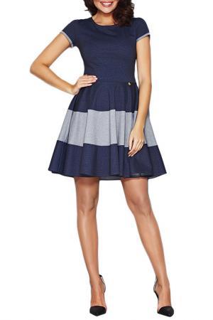 Dress INFINITE YOU. Цвет: navy