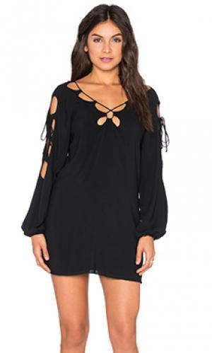Платье kia De Lacy. Цвет: черный
