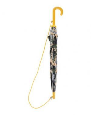 Зонт SARAH JANE. Цвет: зеленый-милитари
