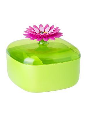 Контейнер для соли VIGAR. Цвет: зеленый
