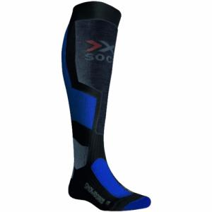 Термо-Носки X-Socks. Цвет: anthracite/azure