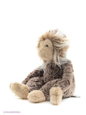 Игрушка мягкая (Wrigley Monkey, 30,5 см). Gund. Цвет: коричневый