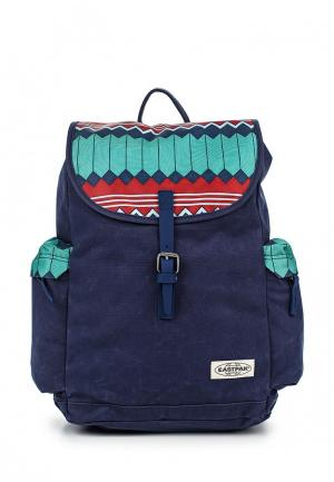 Рюкзак Eastpak. Цвет: синий