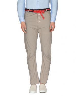 Повседневные брюки EN AVANCE. Цвет: бежевый
