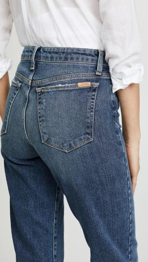 Joes Jeans  Wyatt High Rise Retro Crop Joe's