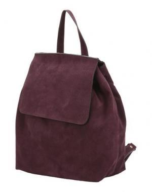 Рюкзаки и сумки на пояс MY CHOICE. Цвет: баклажанный