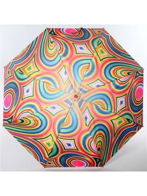 Зонт Airton. Цвет: синий, розовый, светло-желтый