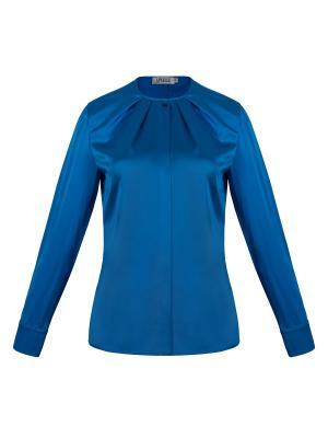 Блузка APRELLE. Цвет: лазурный