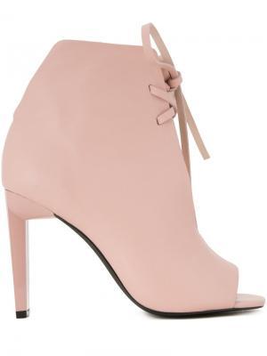 Ботинки Luxe Starter Manning Cartell. Цвет: розовый и фиолетовый