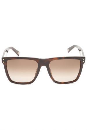 Очки Marc Jacobs. Цвет: коричневый
