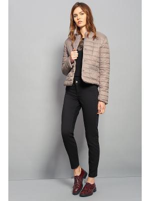 Куртка Oltre. Цвет: коричневый