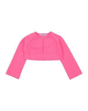 Болеро MIMISOL. Цвет: розовый