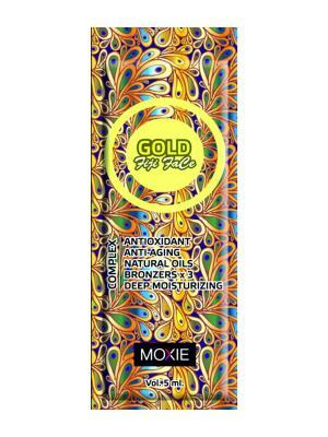 Косметика для загара в солярии Gold Fiji Face (5 мл) MOXIE.. Цвет: бежевый