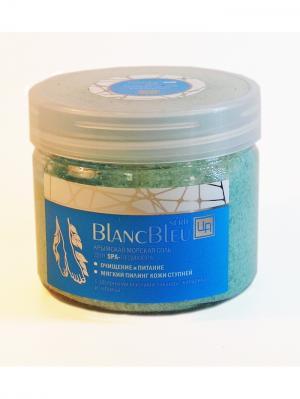 Соль для ванн BLANC BLEU serie SPA-ПЕДИКЮРА 350 г Царство Ароматов. Цвет: белый